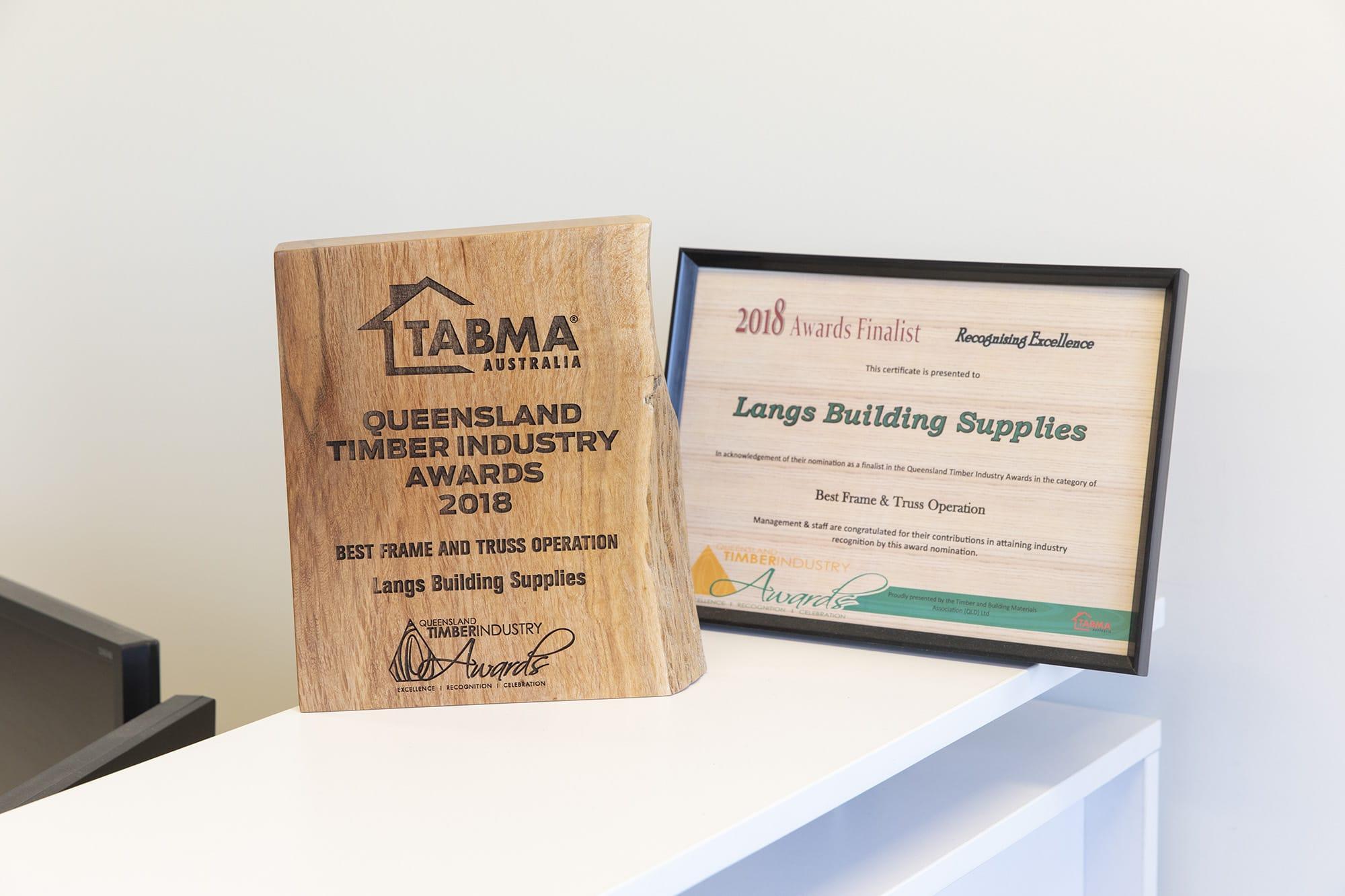 Langs Building Supplies